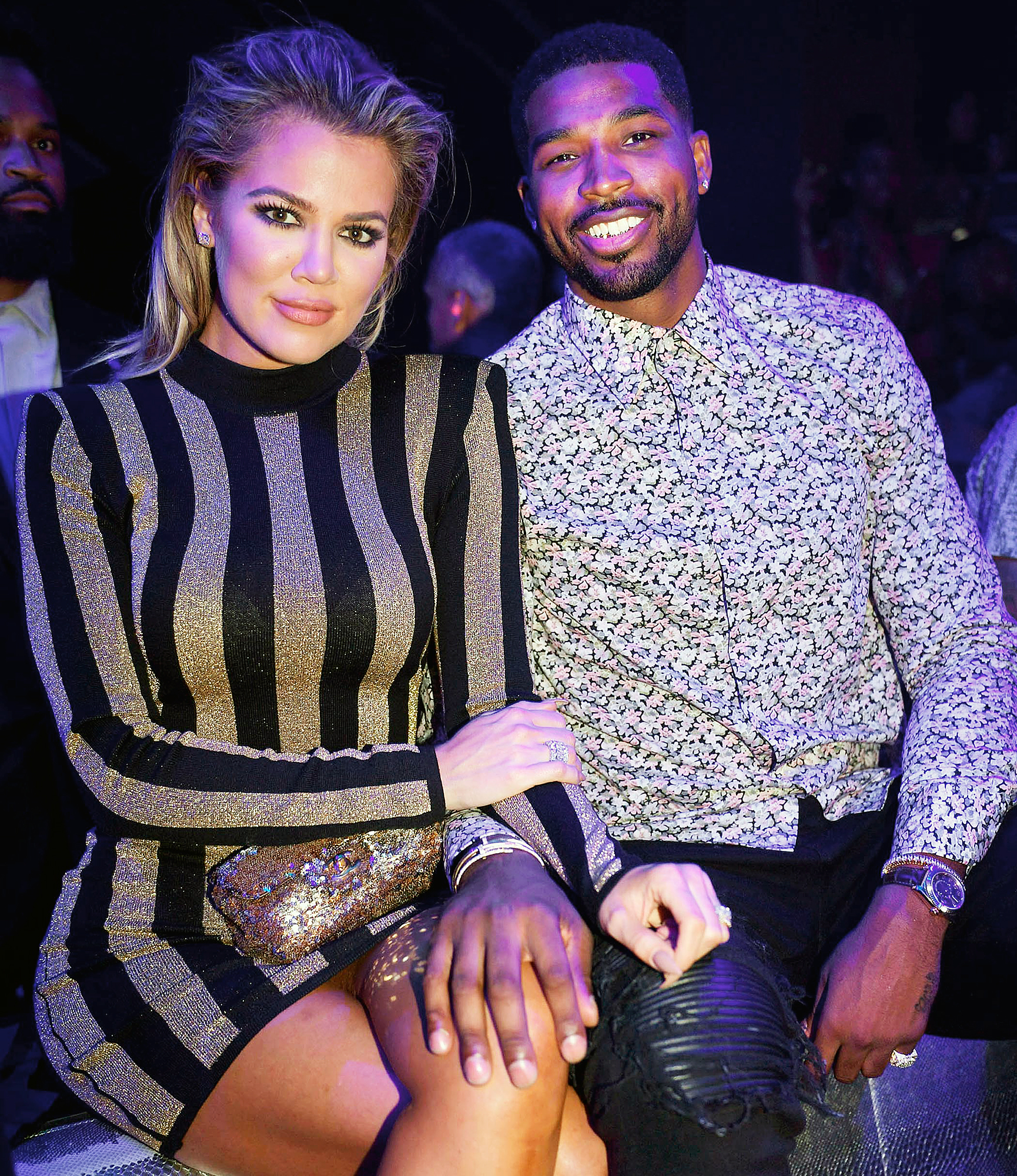 Tristan Thompson Khloe Kardashian Proposal