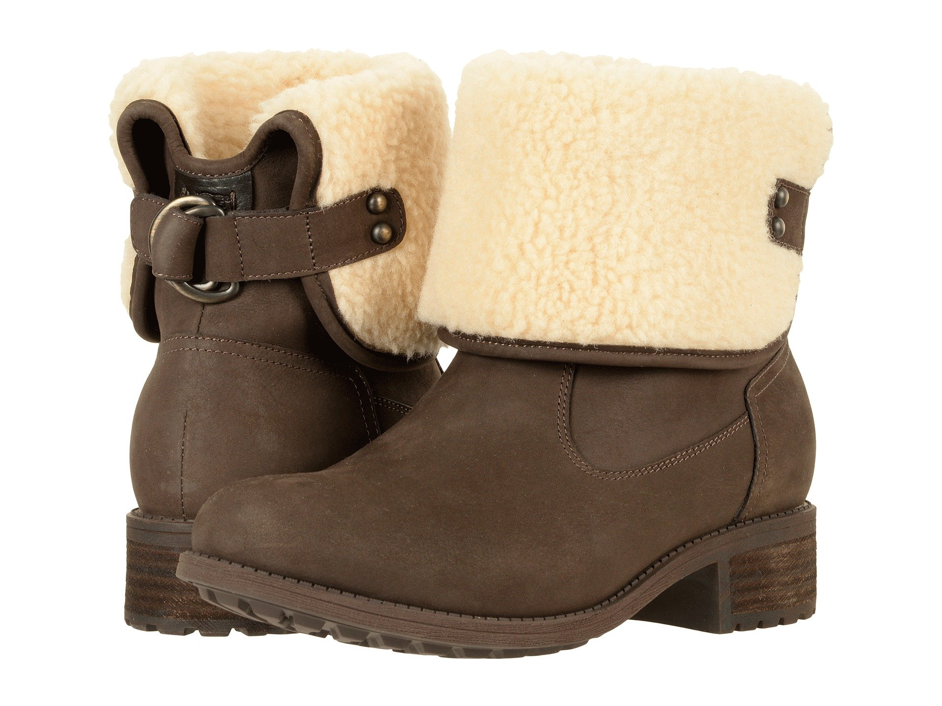 ugg aldon ankle boots on sale 6 pm