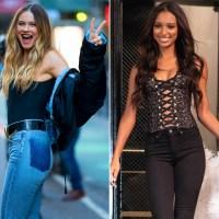 Victoria's Secret models fittings