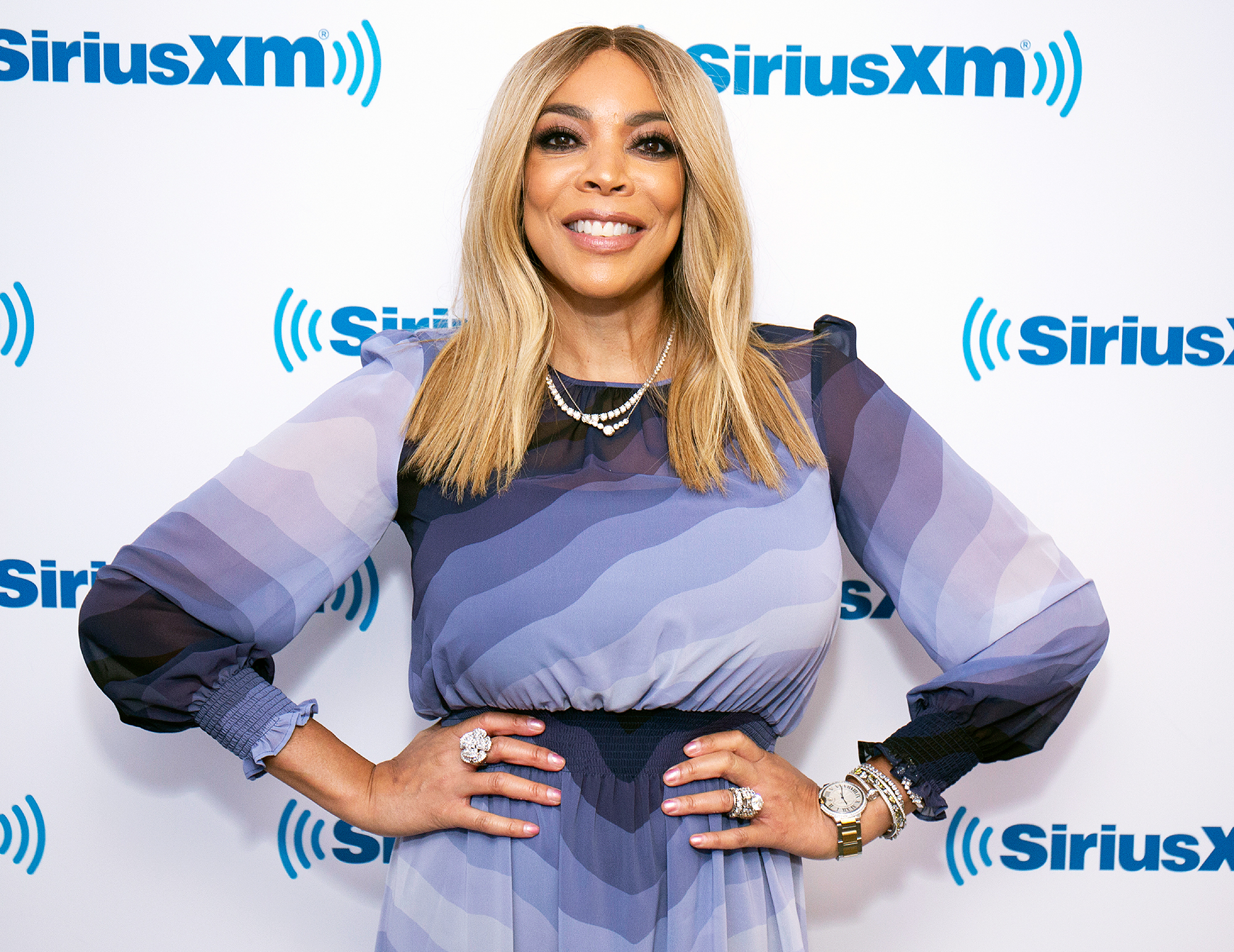 Wendy Williams Halloween Fall Anniversary