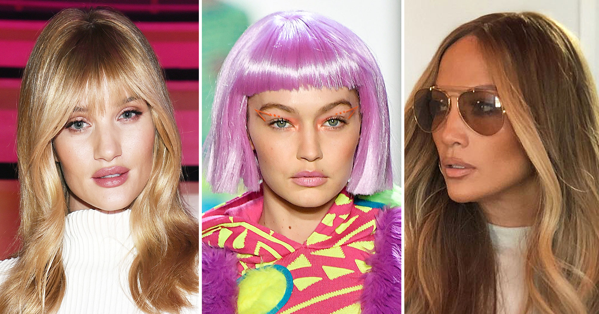 Wigging Out! Stars Are Mixing Up Their Hair Looks With Wigs