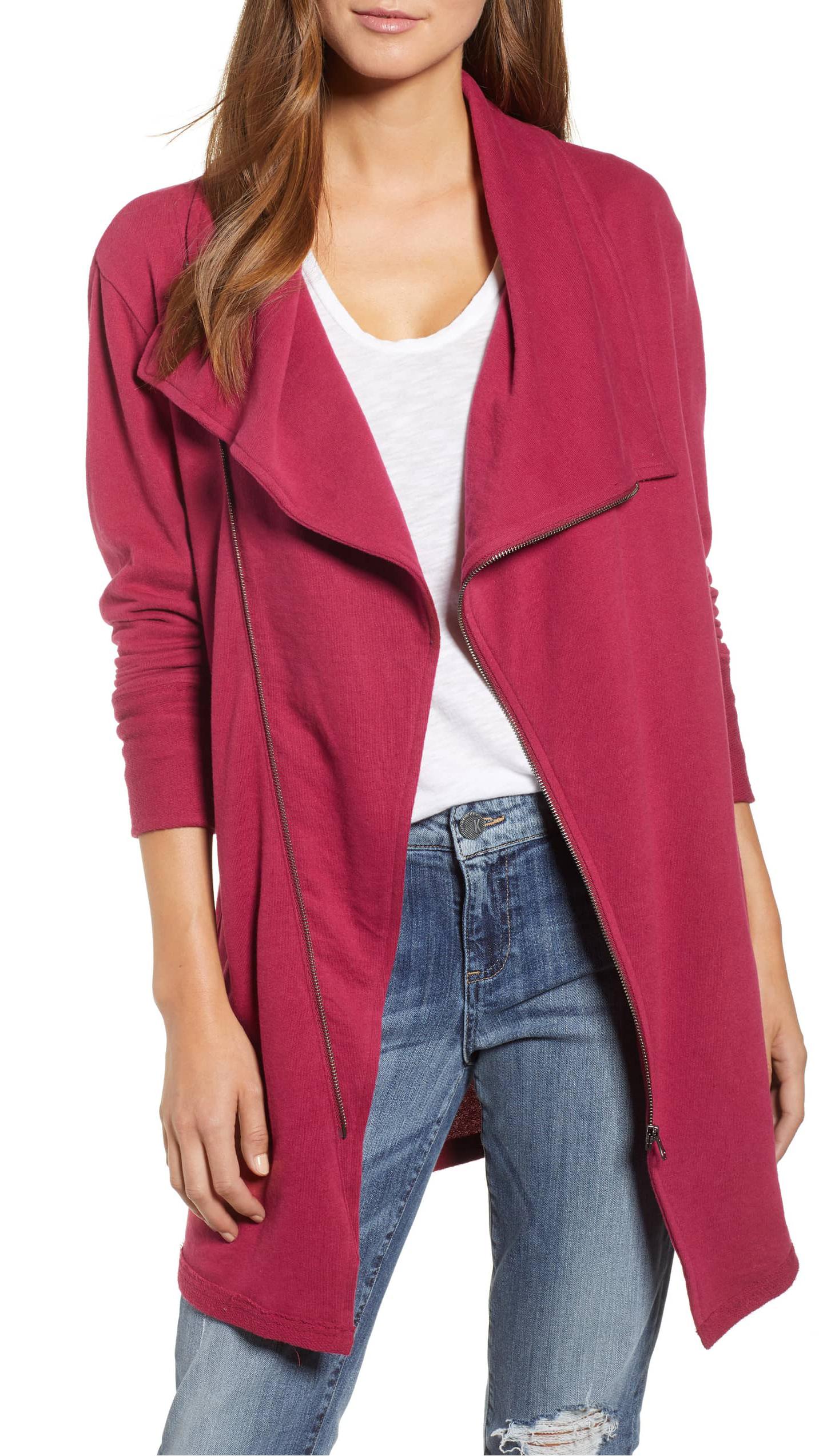caslon jacket