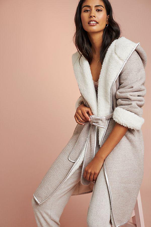 snow day robe