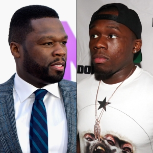 50 Cent Son Marquise Jackson Feud