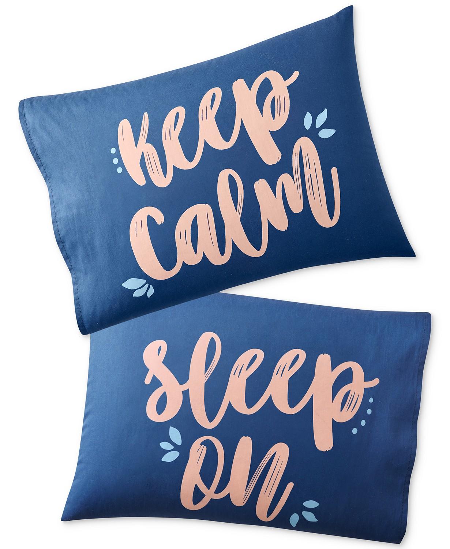 Keep Calm, Sleep On