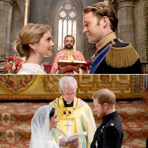A Christmas Prince 2 vs The Royal Wedding