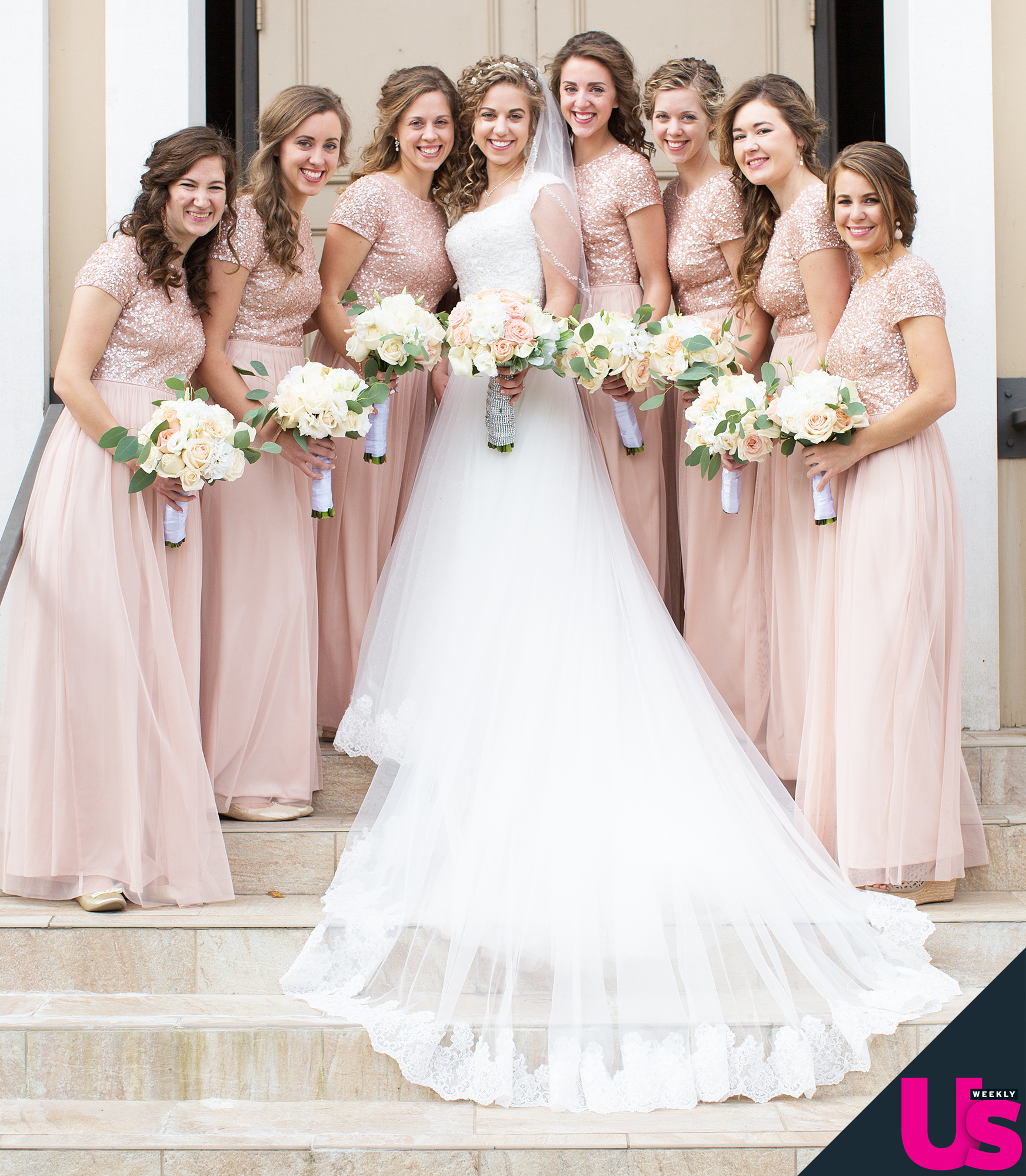 Jinger Duggar Wedding Dress.Inside John David Duggar And Abbie Grace Burnett S Wedding