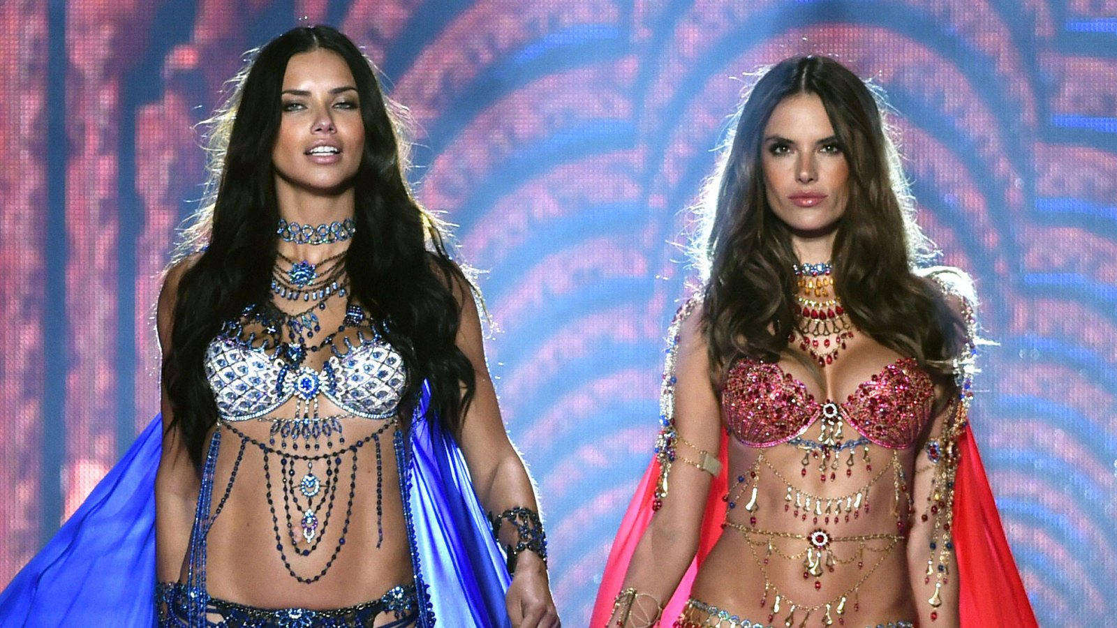 44ae211eb0199 All of the Victoria s Secret Fantasy Bras Worn for the Fashion Show Over  the Past Decade