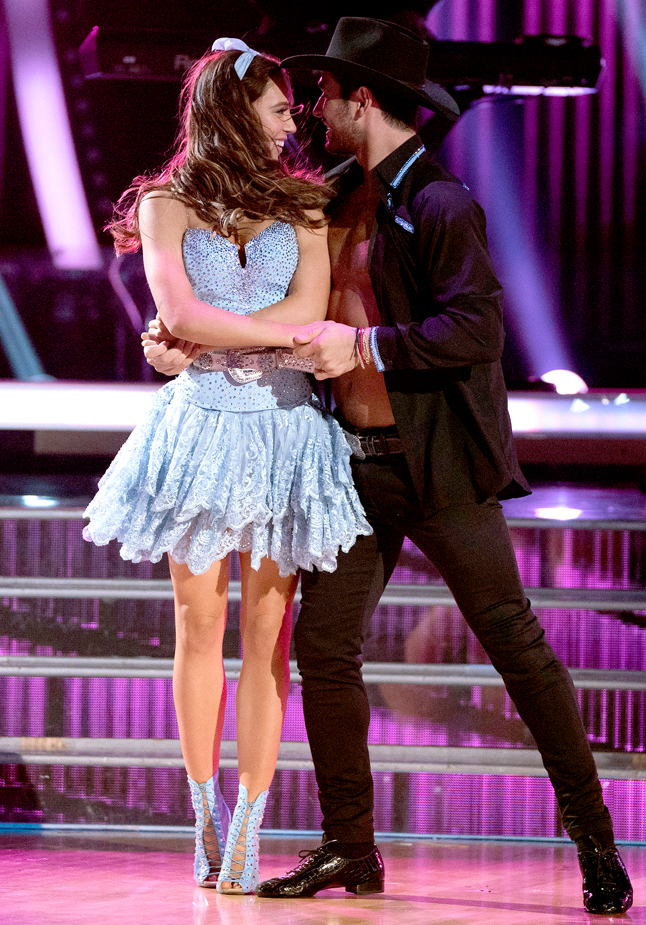 Is max on dancing with the stars hookup anyone