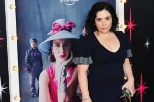 Emmys 2.0? Alex Borstein (Almost) Went Braless at the Premiere of 'The Marvelous Mrs. Maisel'