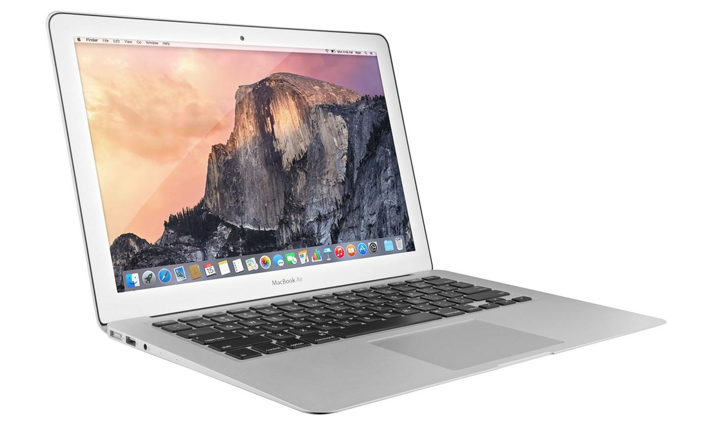Apple MacBook Air 13.3 Laptop with Intel Core i5 Dual-Core Processor