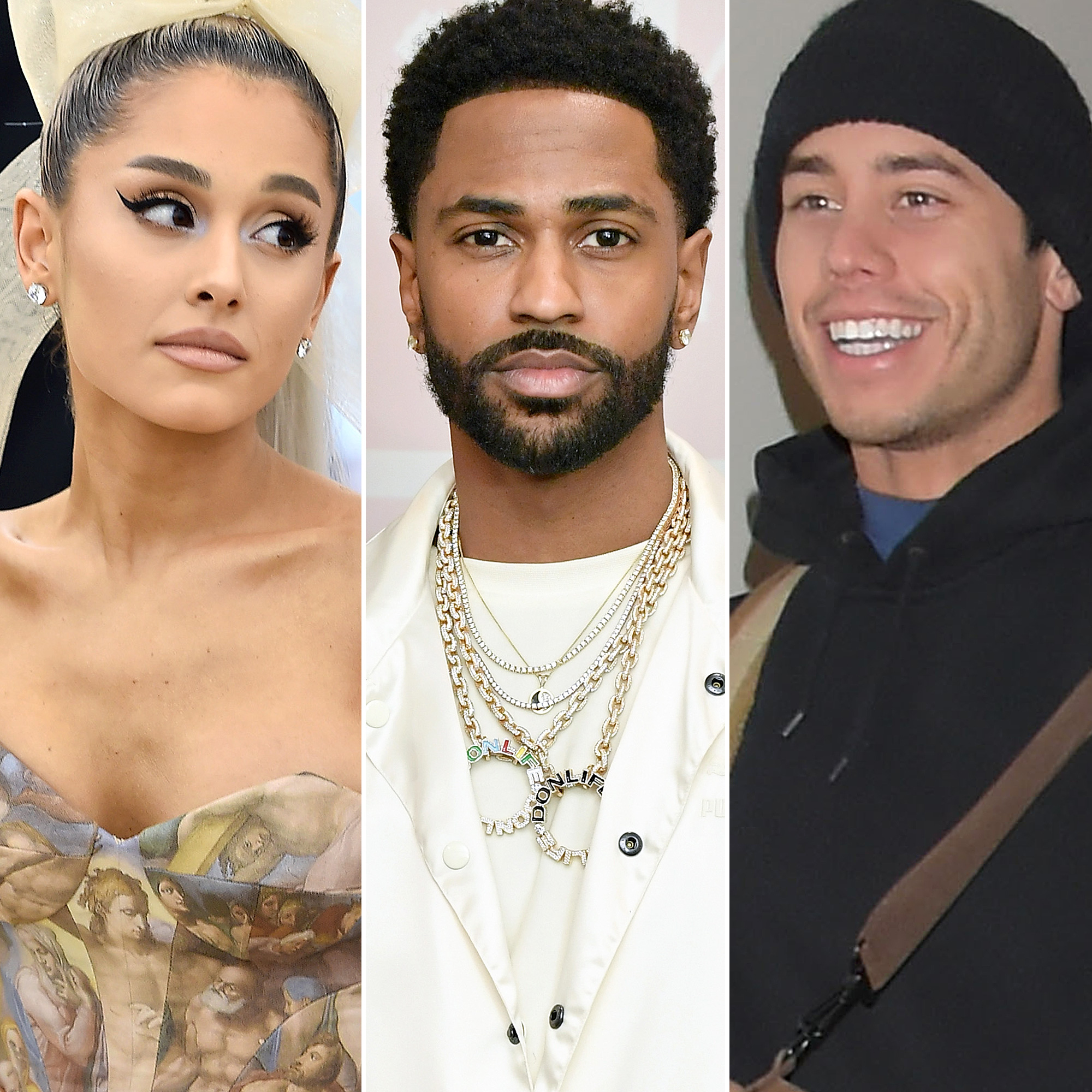 Download Thank You Next By Ariana Grande: Ariana Grande: Big Sean And Ricky Heard 'Thank U, Next
