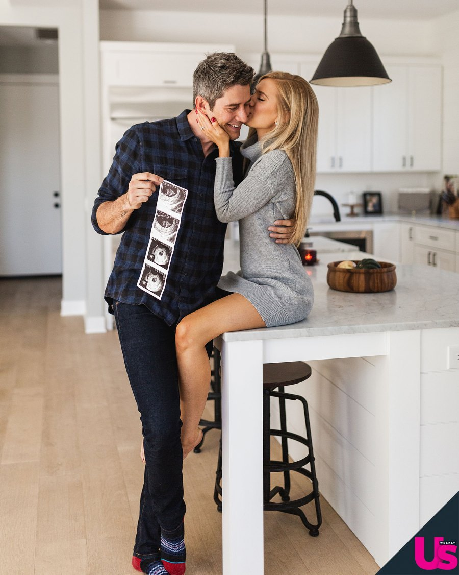 Arie Luyendyk Jr. and Lauren Burnham pregnant