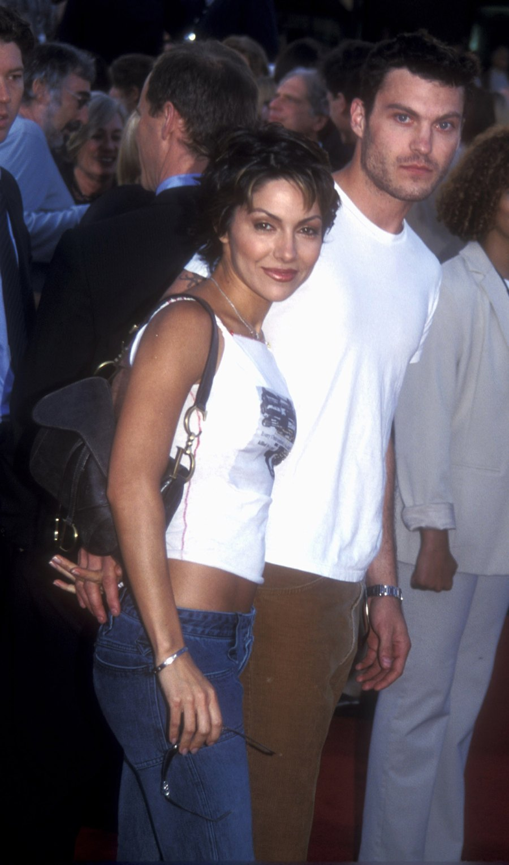 Brian Austin Green and Vanessa Marcil's Bumpy Past