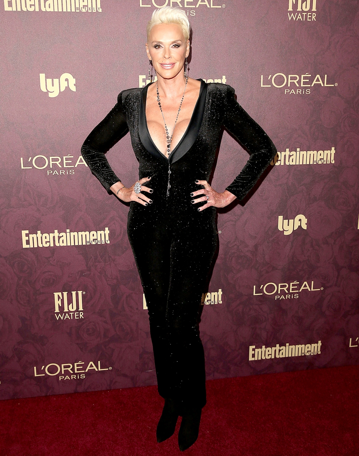 Brigitte Nielsen Inspiring Weight Loss Body After Baby At 55
