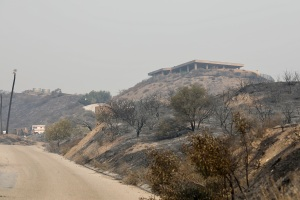 Caitlyn Jenner, House, Fire, Malibu