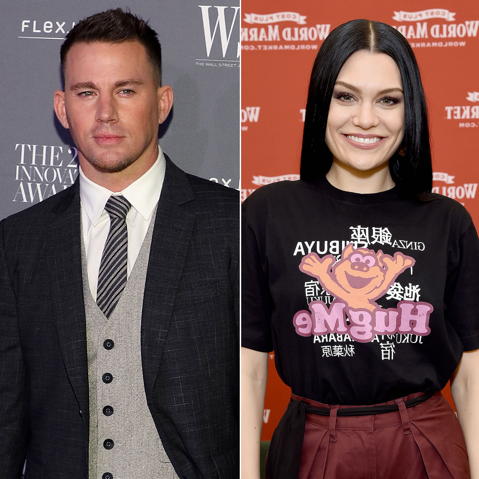 Watch Channing Tatum and Jessie J Slow Dance at 'Magic Mike' Opening