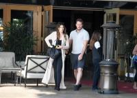 Chris Pratt Katherine Schwarzenegger Arnold Schwarzenegger Heather Milligan