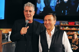 Chef Daniel Boulud Says Anthony Bourdain Died Because 'His Heart Was Broken'