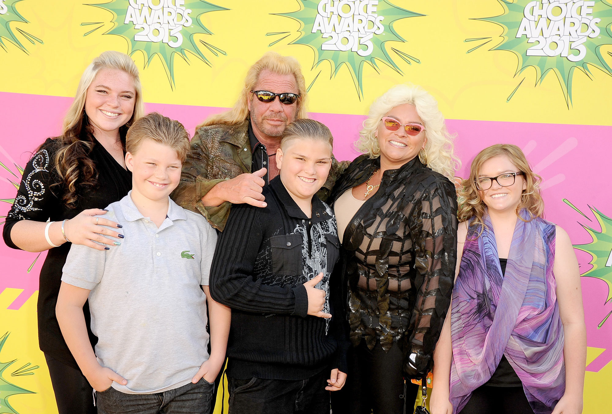 Dog the Bounty Hunter and Beth Chapman Through the Years
