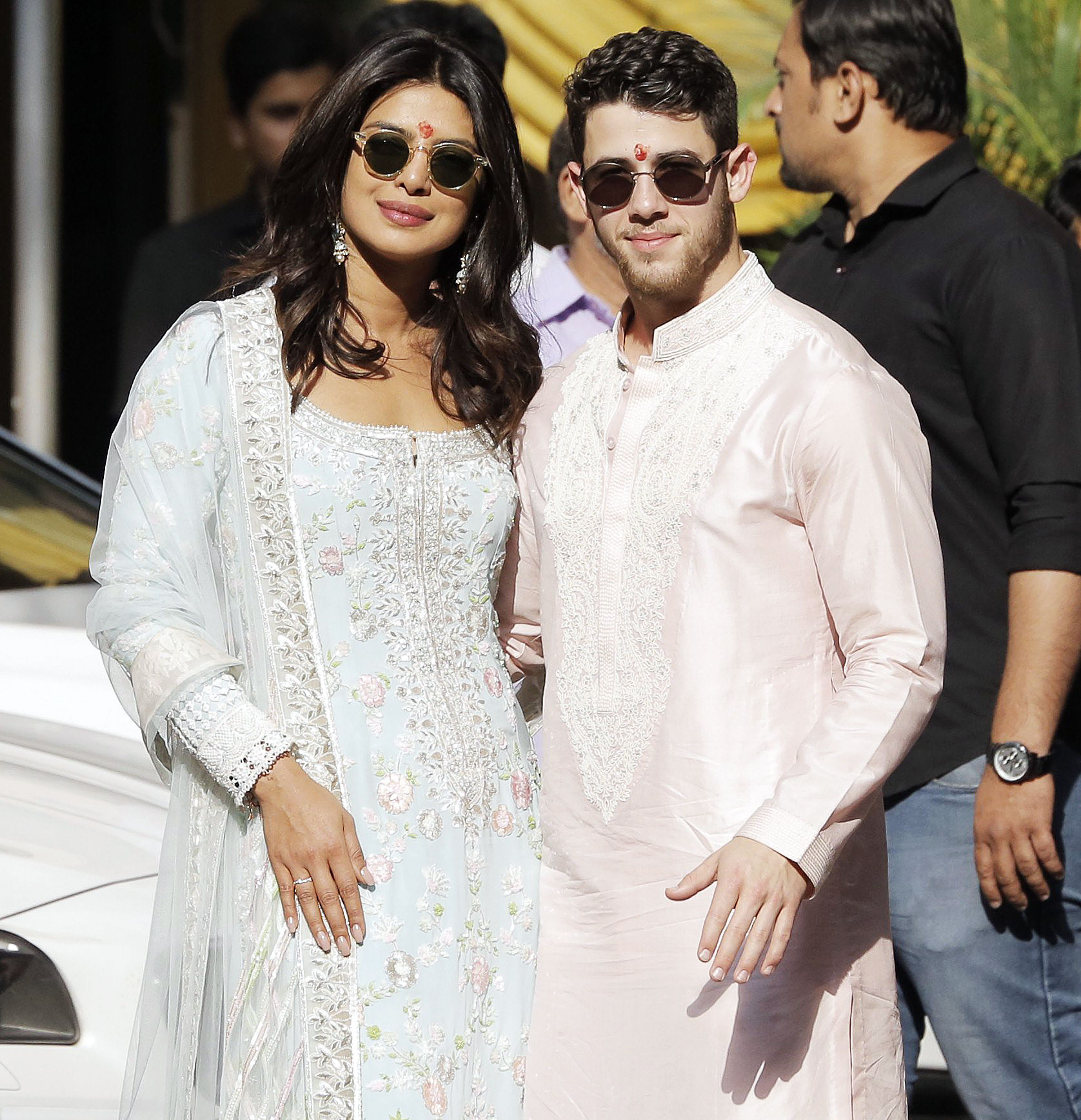 Duchess Meghan Wont Attend Priyanka Chopra Nick Jonas Wedding India