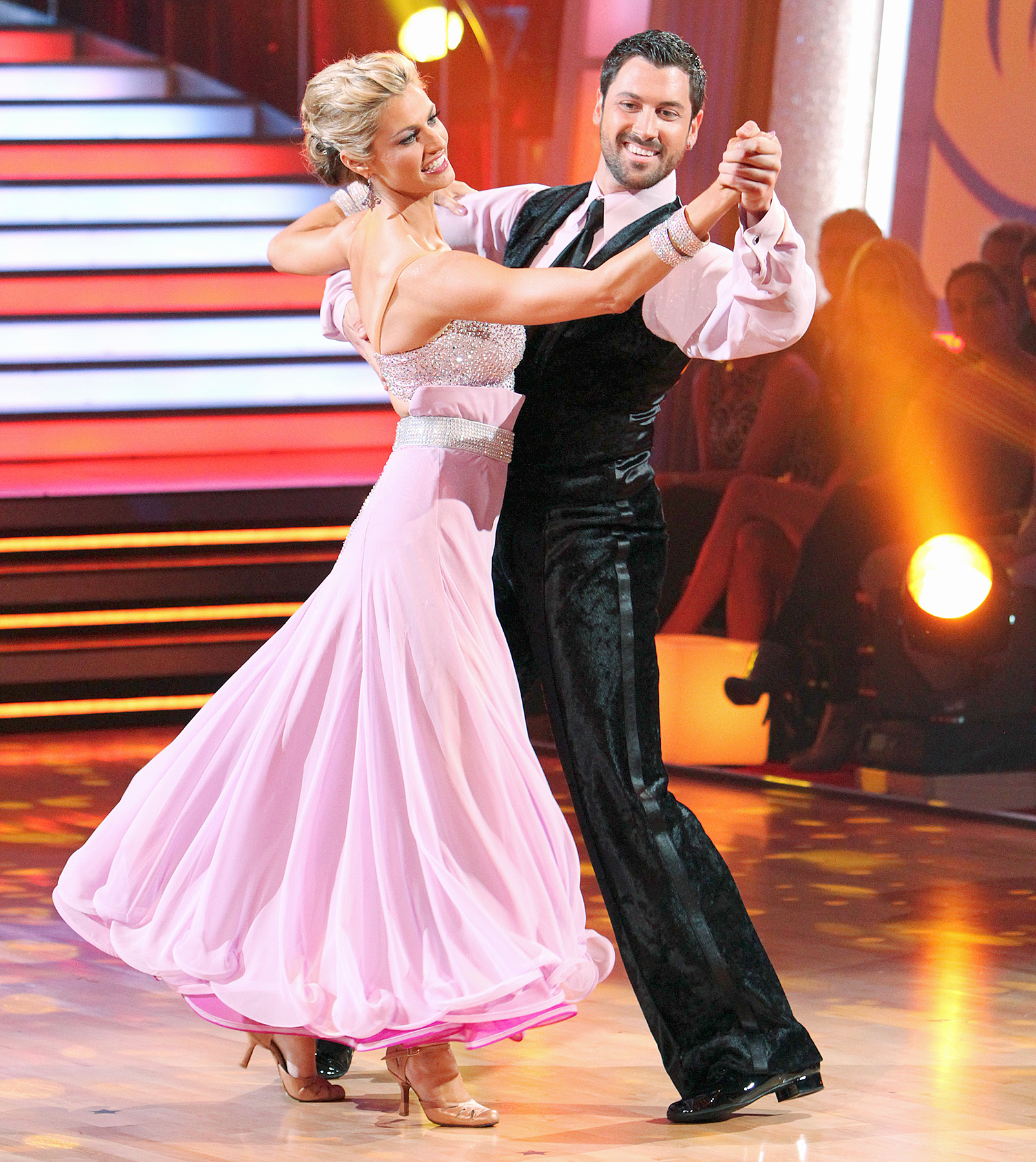 Chelsea and mark dancing with the stars hookup