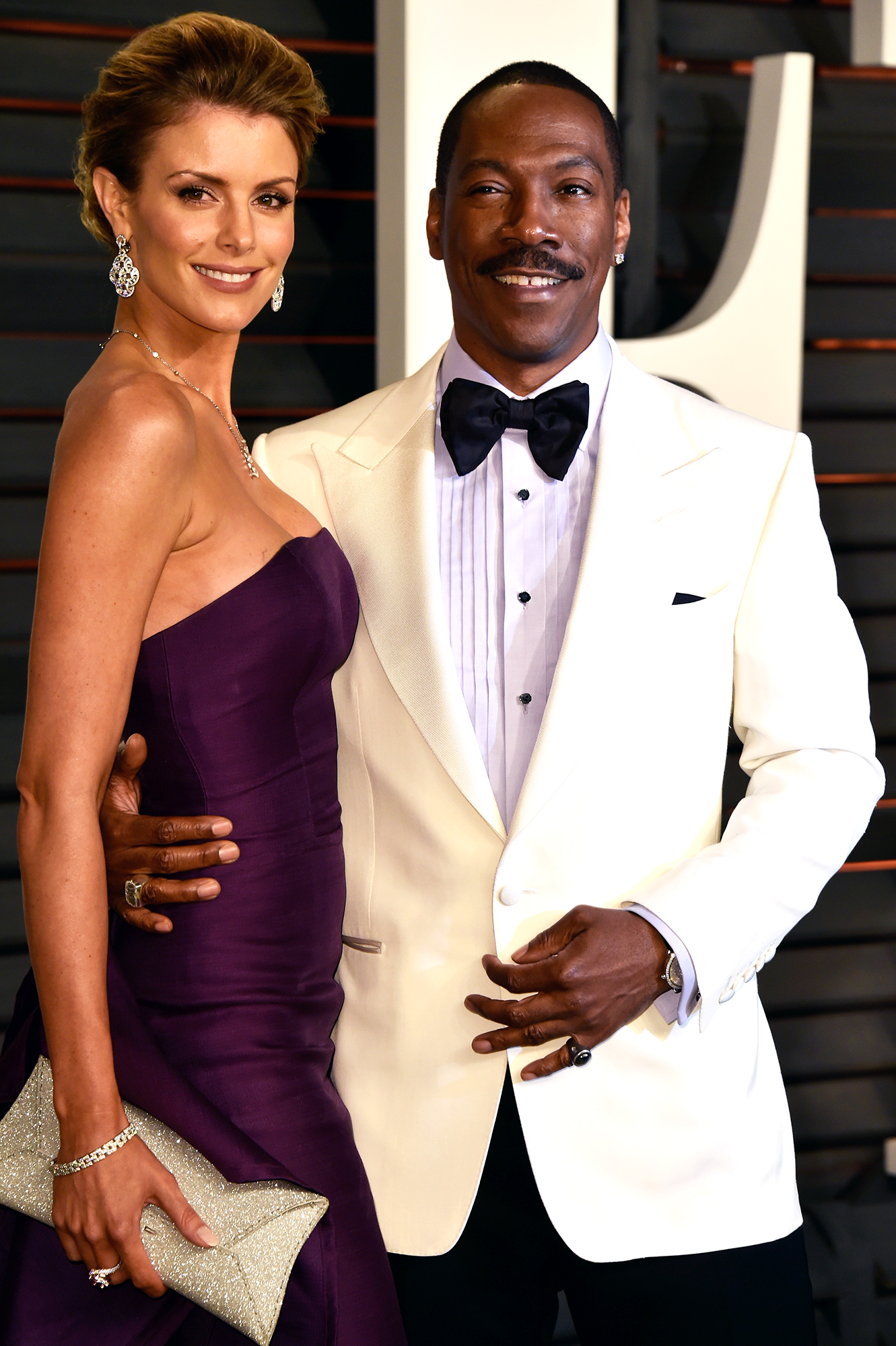 Eddie Murphy's Girlfriend Paige Butcher Gives Birth to His 10th Child