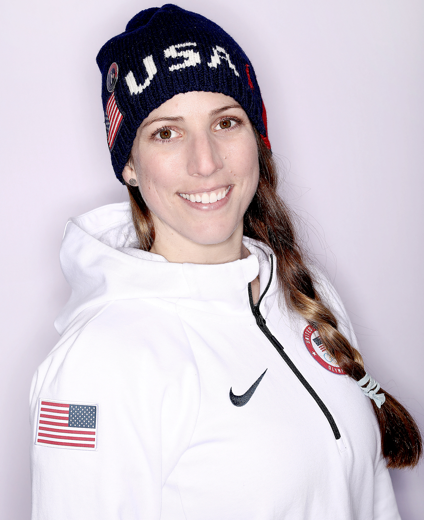 Erin-Hamlin - As a bronze-medal Olympic luger, the 31-year-old knows how to train. When she retired from the luge circuit following the 2018 Games in PyeongChang, the Women's Sports Foundation recruited her to run on their team in her first marathon.