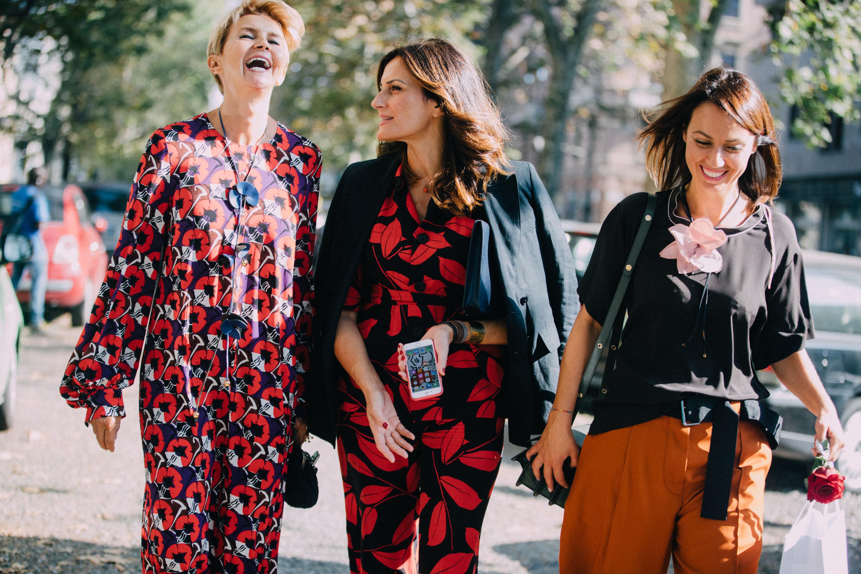 Street Style: September 23 - Milan Fashion Week Spring/Summer 2019