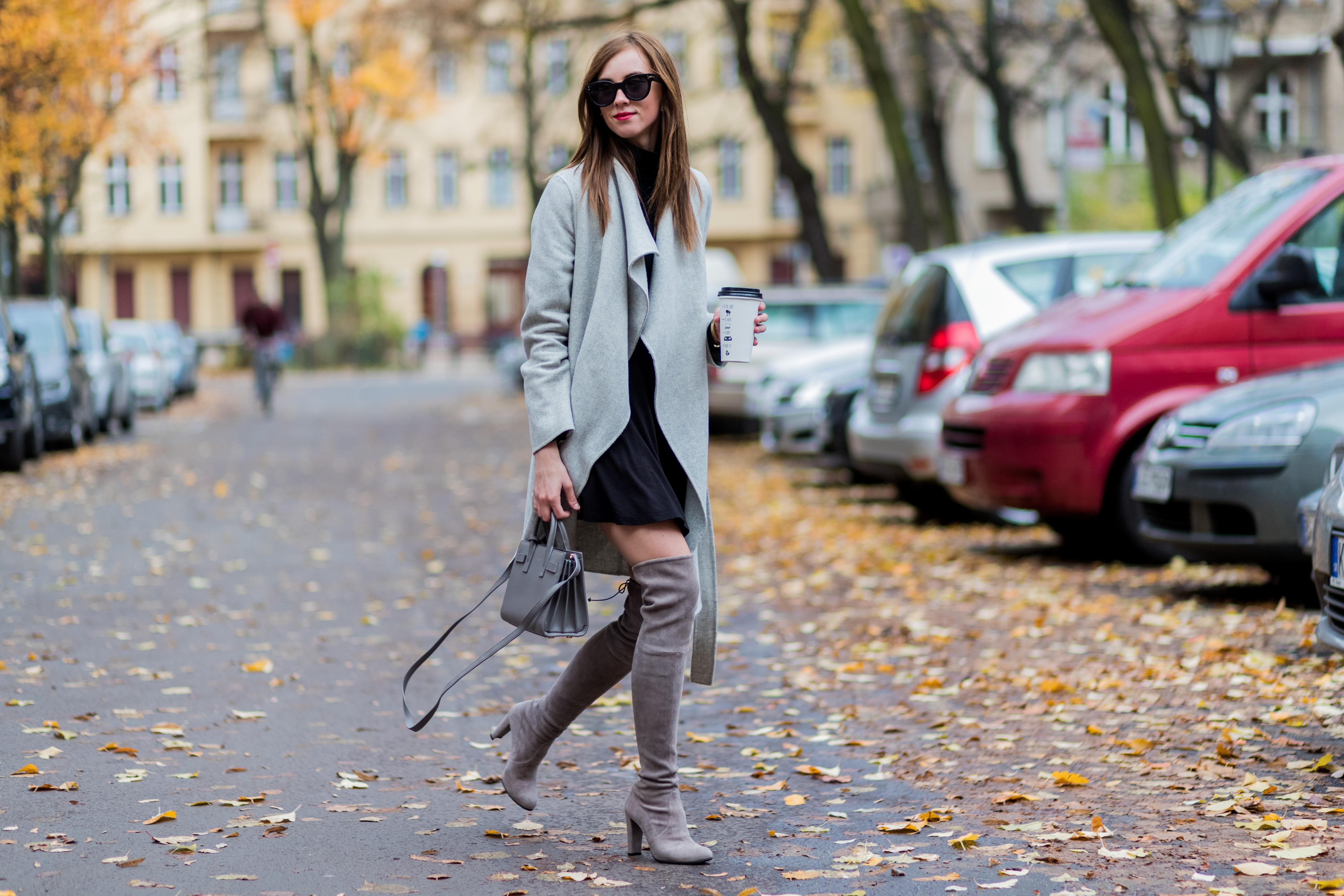 Street Style In Berlin - November, 2016