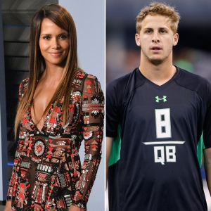 Halle Berry and Rams Quarterback Jared Goff Exchange Playful Tweets After He Calls Out Play Named After Her