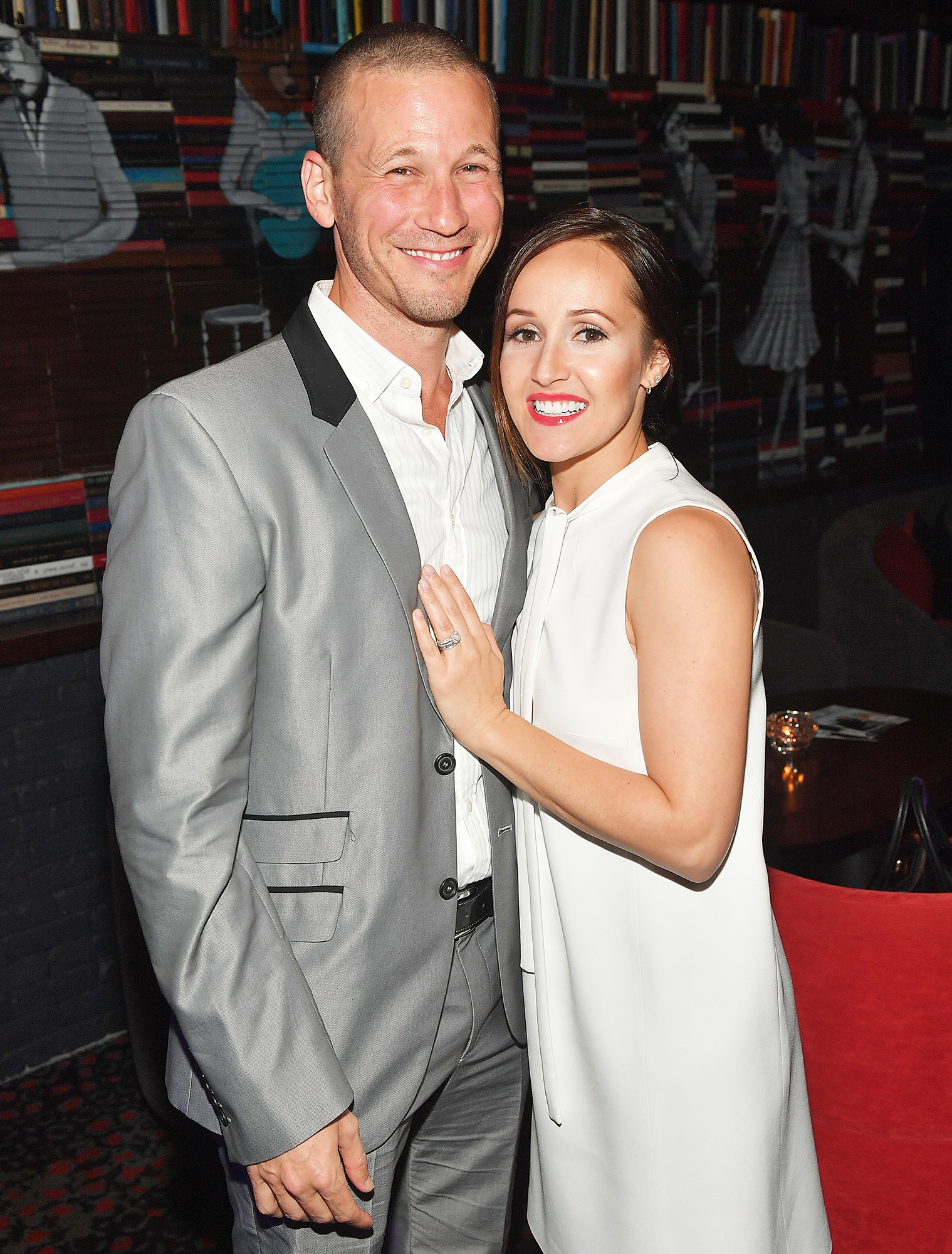 JP Rosenbaum Ashley Hebert Bachelor Relationship Still Strong