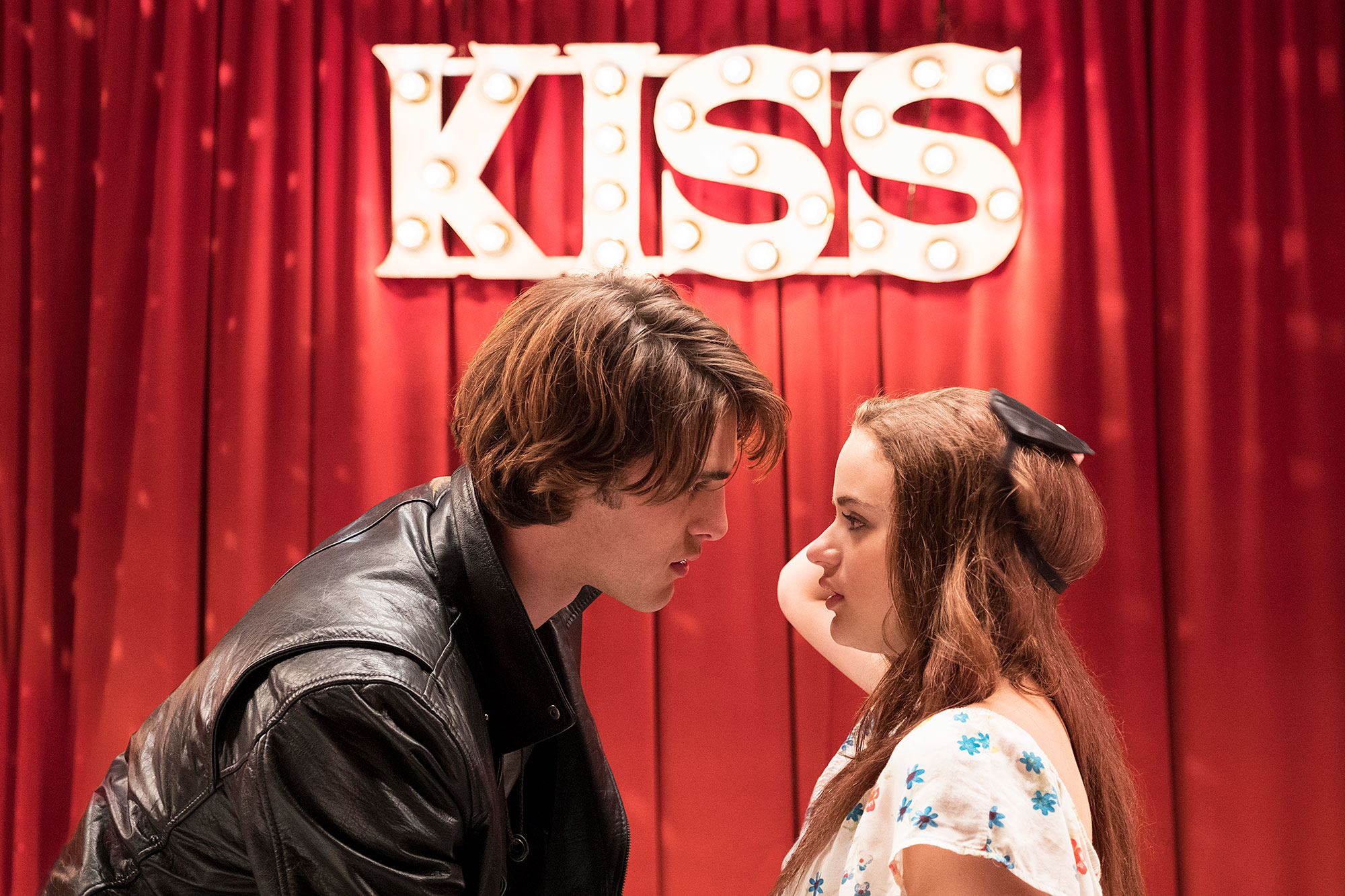 Jacob Elordi Joey King Split The Kissing Booth