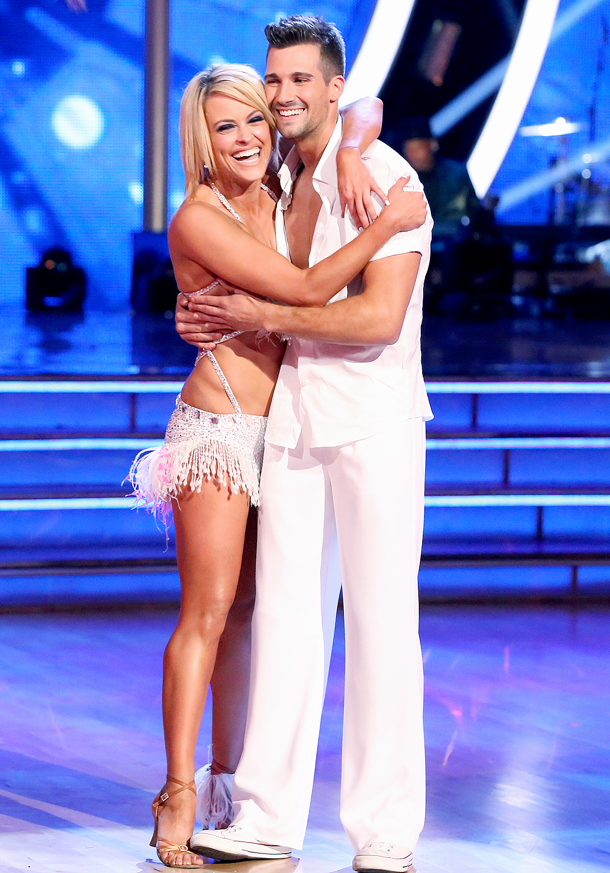 Is peta from dancing with the stars hookup maks