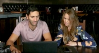 Nev Schulman and Jane Carrey on Catfish