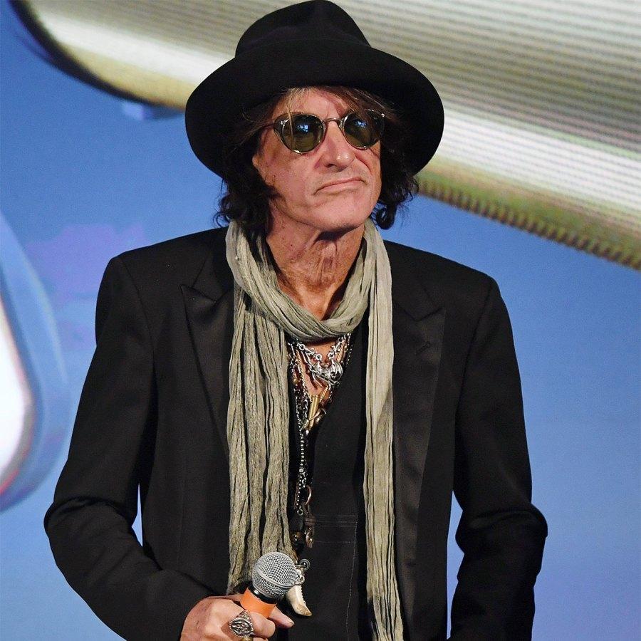 Joe Perry, Hospital, Aerosmith