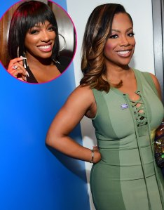 Porsha Williams; Kandi Burruss