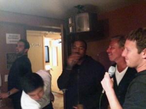 WTF! Watch Kanye and Mark Zuckerberg Sing the Backstreet Boys