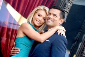 Kelly Ripa and Mark Consuelos strong marriage