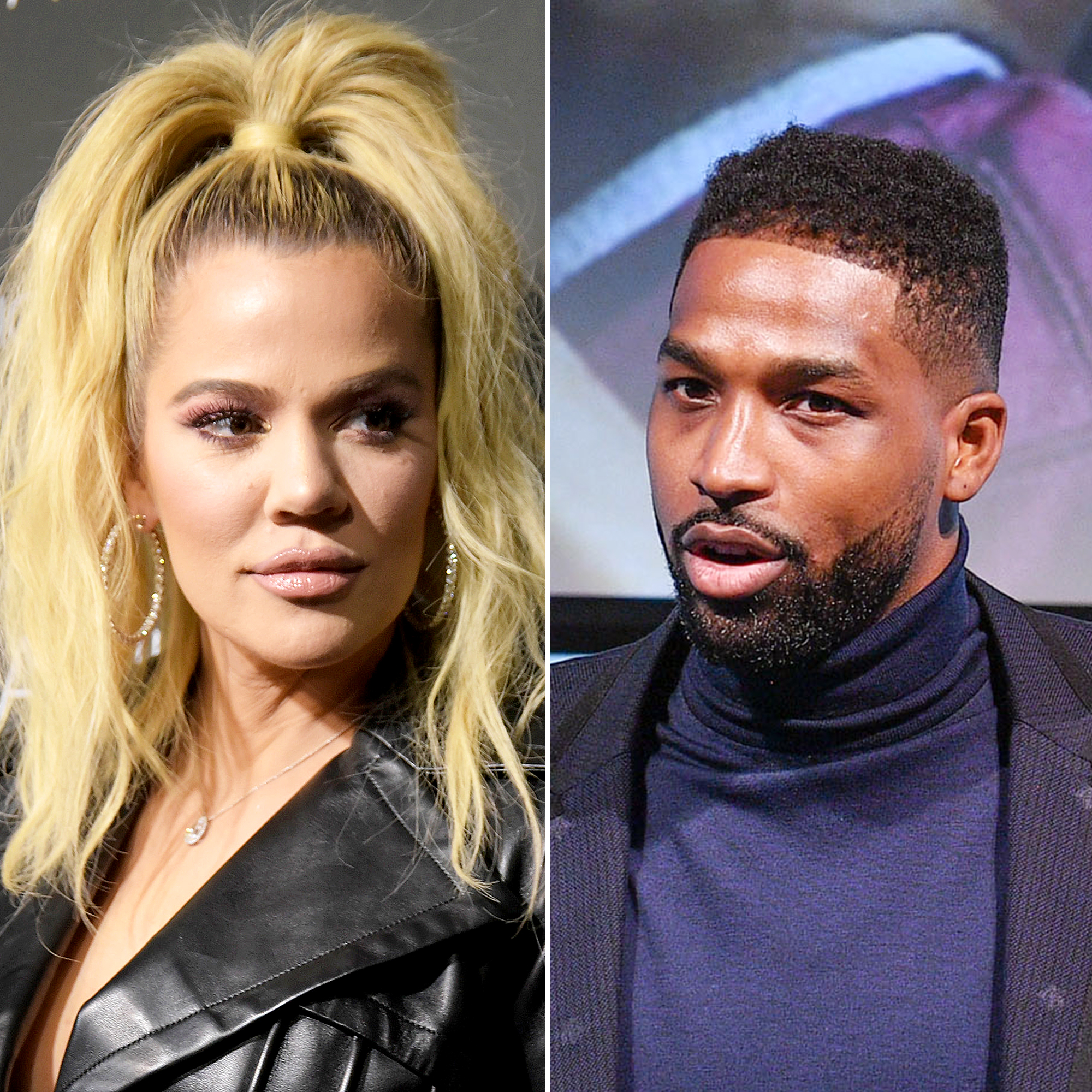 Stress in the delivery room of Khloe Kardashian Tristan Thompson