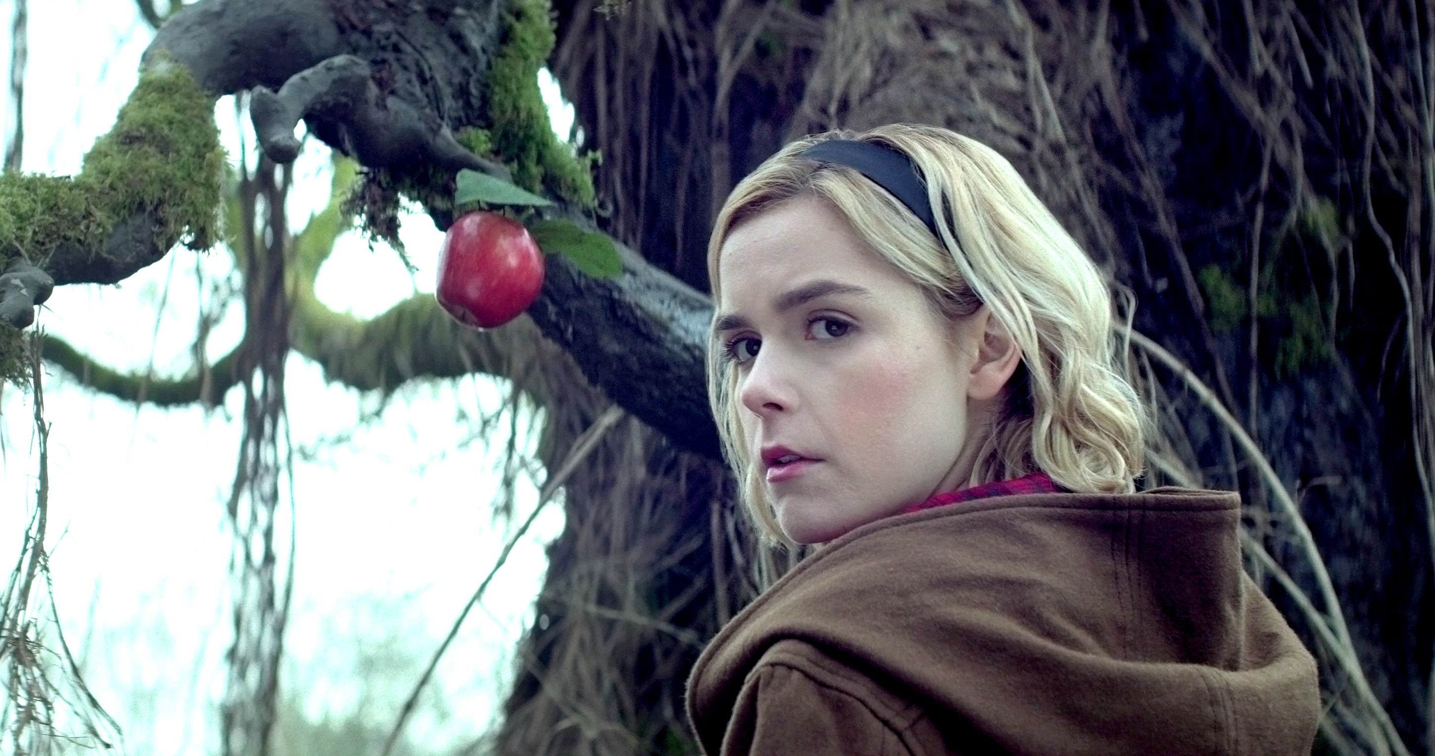 Kiernan-Shipka-Sabrina - Shipka won Mad Men fans over years ago. However, the 19-year-old stepped into the leading role in The Chilling Adventures of Sabrina and crushed any thoughts you previously had about who Sabrina Spellman was.
