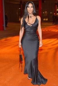 Kim Kardashian, 2018 LACMA Art + Film Gala, Catherine Opie, Guillermo del Toro
