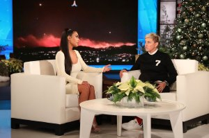 Kim Kardashian defends private firefighters