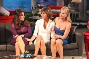 Lisa Vanderpump quits real housewives beverly hills
