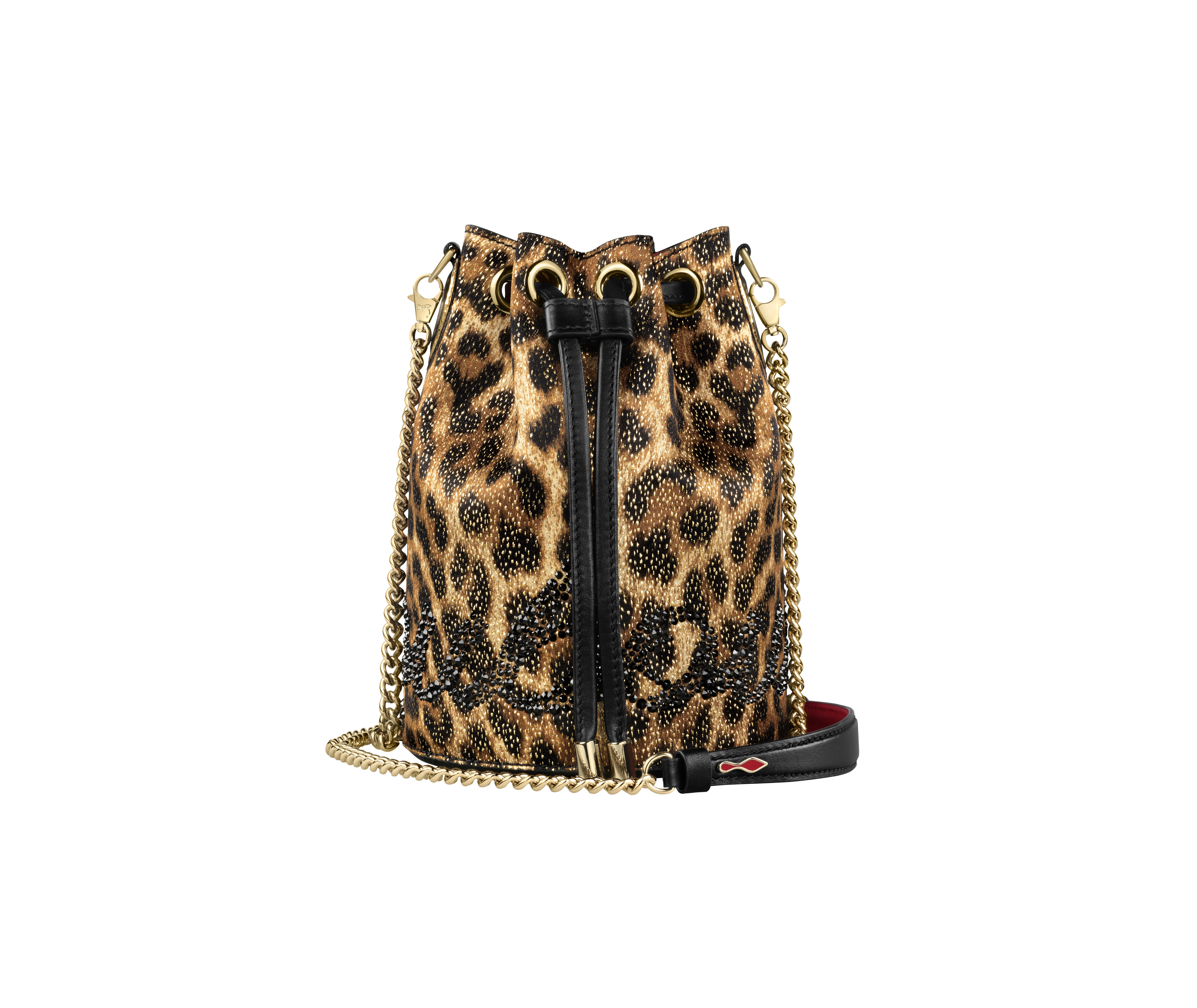 1295af670a5 Christian Louboutin SS-19 Marie Jane Handbag Collection: Details