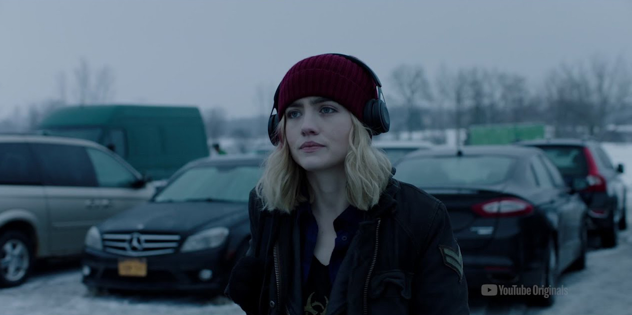 Maddie-Hasson-Impulse - Starring in one of the most underrated dramas this year, Impulse , Hasson took on the lead role of Henry. In the first episode of the series, Henry has a seizure – the first of many throughout the series – and learns she can teleport.