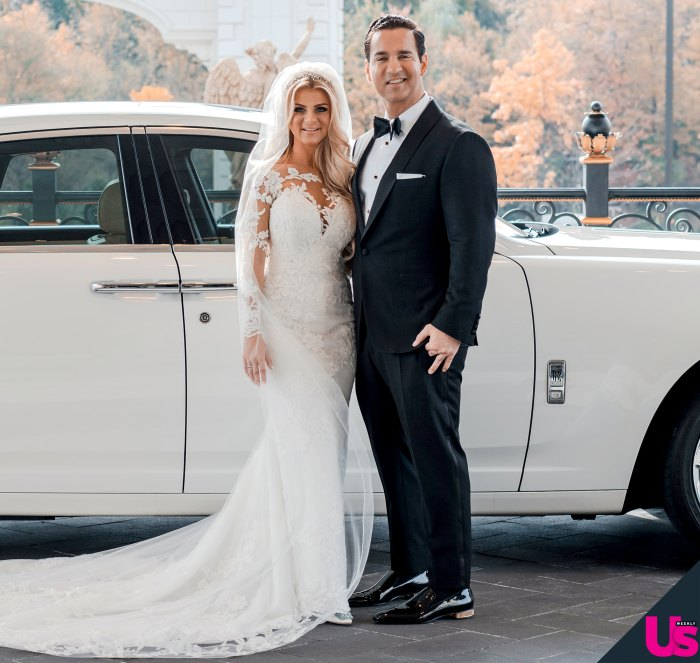 Mike 'The Situation' Sorrentino and Lauren Pesce