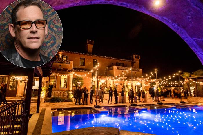 'The Bachelor' Creator Mike Fleiss Asks Fans to 'Pray' for Bachelor Mansion as California Wildfires Close In