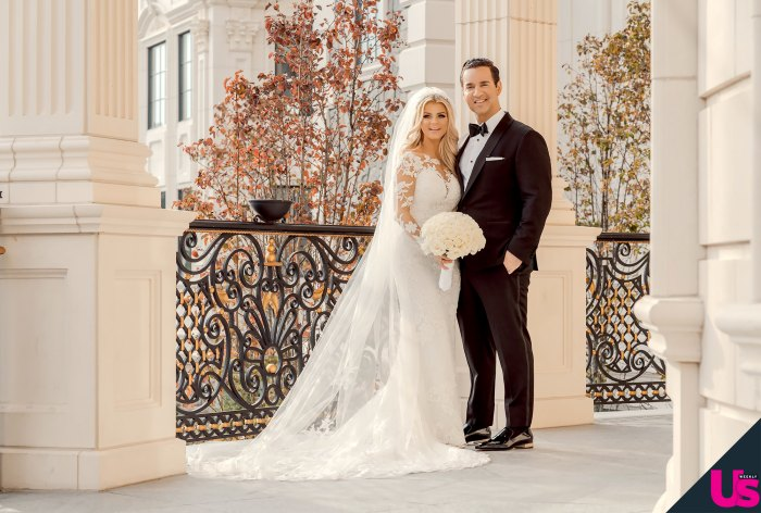 Mike Sorrentino and Lauren Pesce married