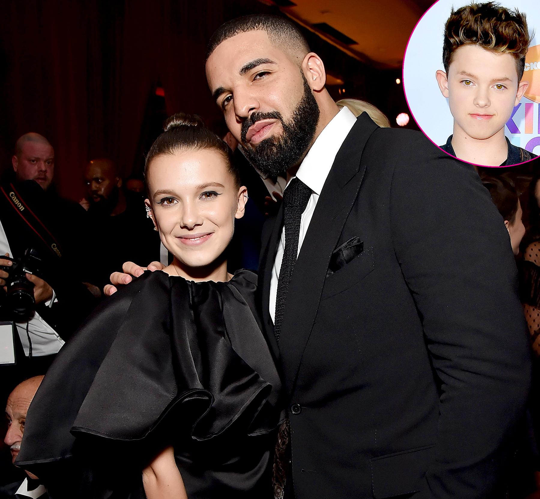 Jacob Sartorius Shades Millie Bobby Brown's Friendship With Drake